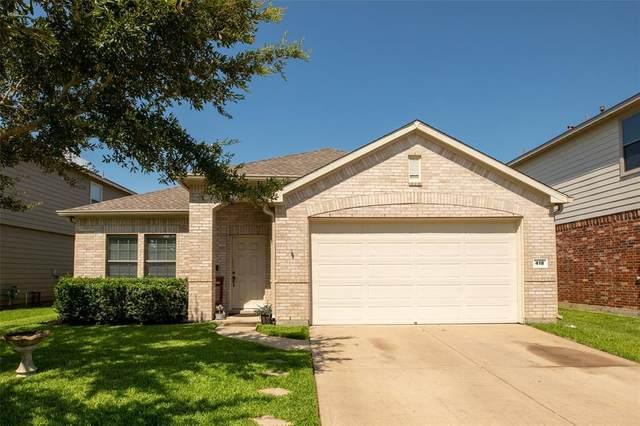 418 Mornington Lane, Katy, TX 77494 (MLS #79712517) :: The Sansone Group