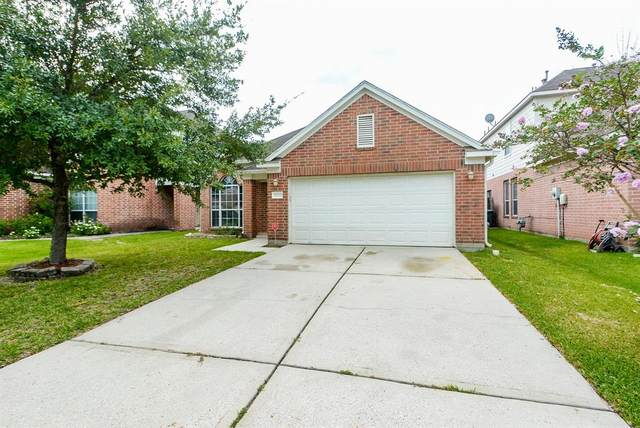2322 Urban Forest Court, Spring, TX 77386 (MLS #7971937) :: The SOLD by George Team
