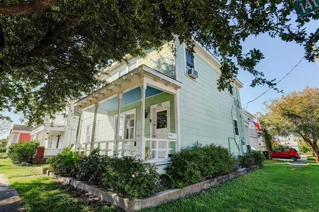 1301 14th Street, Galveston, TX 77550 (MLS #79737328) :: The Home Branch
