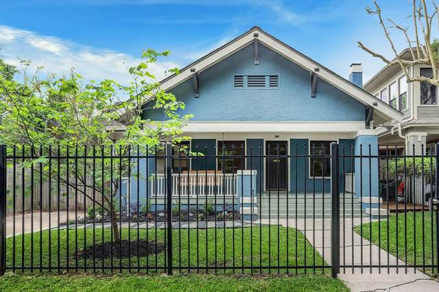 603 Harold Street, Houston, TX 77006 (#79738381) :: ORO Realty