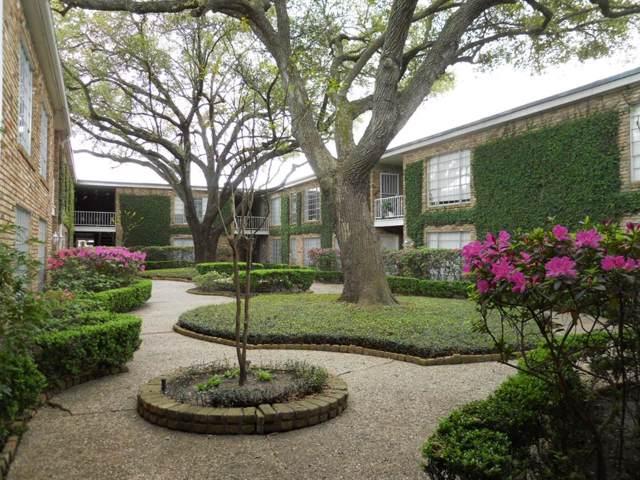 2101 Fountain View Drive 67-B, Houston, TX 77057 (MLS #79740771) :: The Jill Smith Team