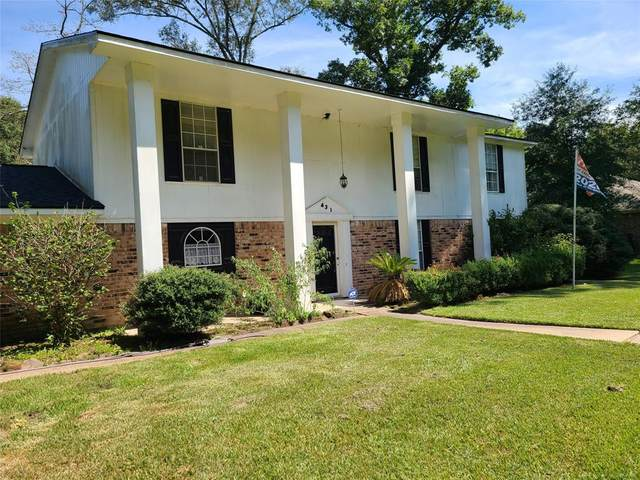 430 Caesars Circle, New Caney, TX 77357 (MLS #79745377) :: All Cities USA Realty