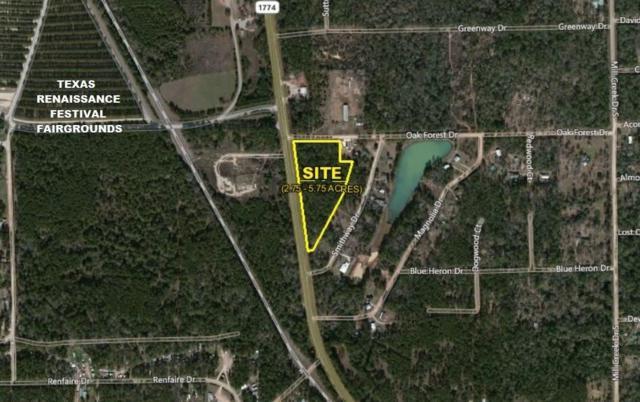 10978 Oak Forest Drive, Plantersville, TX 77363 (MLS #79752182) :: Caskey Realty