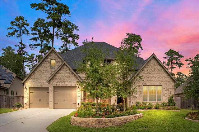 106 Amber Jade Court, Conroe, TX 77304 (MLS #79757705) :: All Cities USA Realty