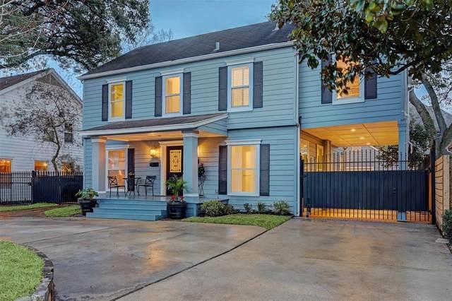 2425 Wordsworth Street, Houston, TX 77030 (#79759720) :: ORO Realty