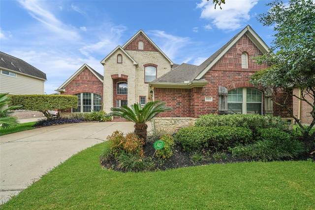 7023 Paintbrush Trail, Katy, TX 77494 (MLS #79772411) :: The SOLD by George Team