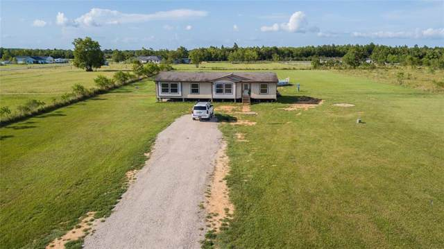 244 County Road 169B, Liberty, TX 77575 (MLS #79773211) :: Texas Home Shop Realty