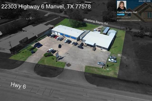 22303 Highway 6, Manvel, TX 77578 (MLS #79777426) :: Christy Buck Team