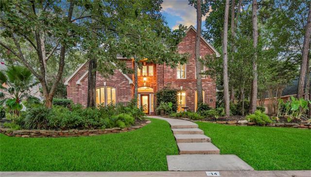 14 Flatcreek, The Woodlands, TX 77381 (MLS #79784074) :: Texas Home Shop Realty