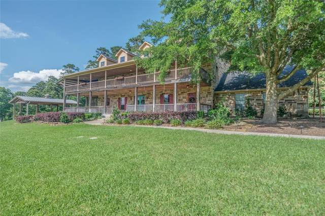 19461 Mount Pleasant Road, Montgomery, TX 77356 (MLS #79786062) :: The Home Branch