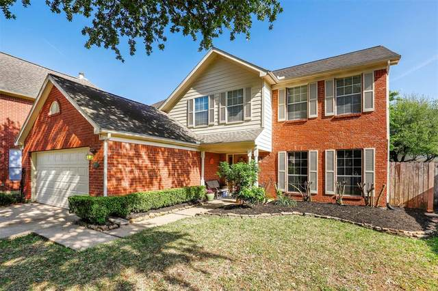 7107 Little Willow Drive, Pasadena, TX 77505 (MLS #79792217) :: The Freund Group