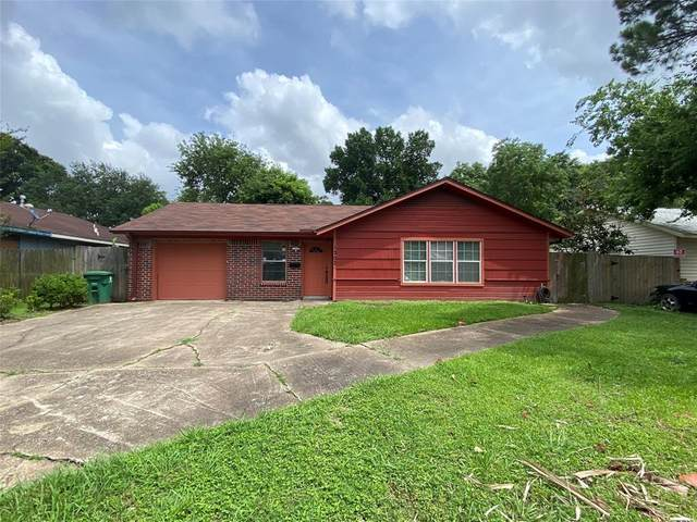 1303 Ruell Street, Houston, TX 77017 (MLS #79796010) :: The SOLD by George Team