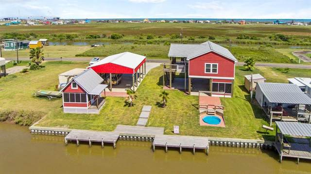 286 Cr 204, Sargent, TX 77414 (MLS #79801681) :: The SOLD by George Team