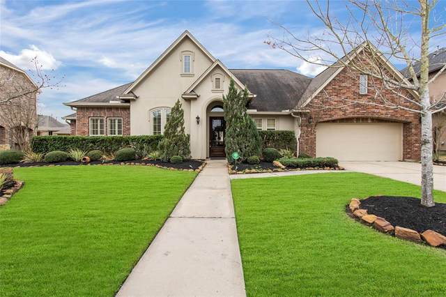 7643 Ikes Tree Drive, Spring, TX 77389 (MLS #79802274) :: The Bly Team
