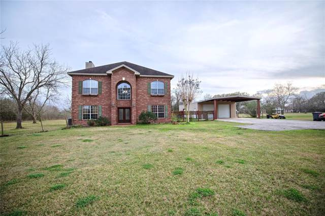2320 Golden Avenue, Bay City, TX 77414 (MLS #79805220) :: The SOLD by George Team