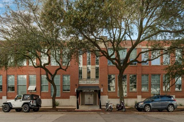 1312 Live Oak Street #214, Houston, TX 77003 (MLS #79808825) :: Team Parodi at Realty Associates