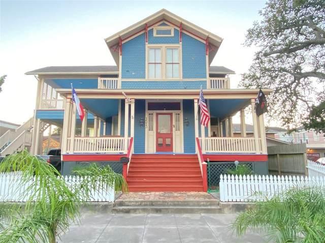 1513 23rd Street, Galveston, TX 77550 (MLS #79813281) :: The Queen Team