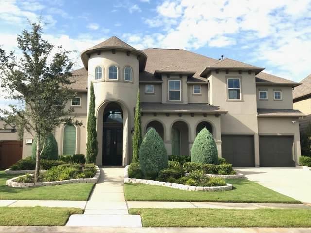 17418 Aberdeenshire Drive, Richmond, TX 77407 (MLS #79817751) :: The Sansone Group