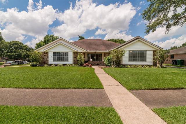 1019 Baymeadow Drive, Houston, TX 77062 (MLS #79817889) :: The Bly Team