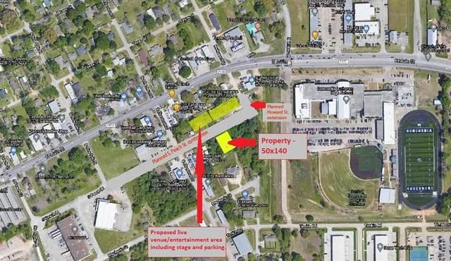 lt 38 & 39 S Chesnut Street, Tomball, TX 77375 (MLS #79861903) :: Keller Williams Realty