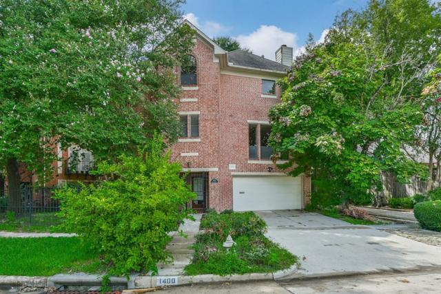 1400 Castle Court, Houston, TX 77006 (MLS #79864256) :: The SOLD by George Team