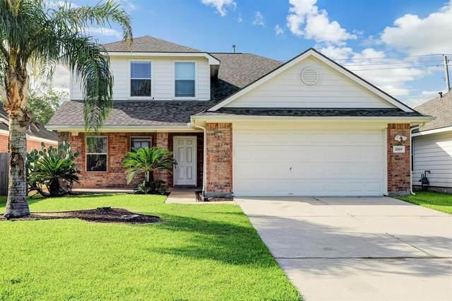 2919 Landing Edge Lane, League City, TX 77539 (MLS #79865905) :: Rachel Lee Realtor