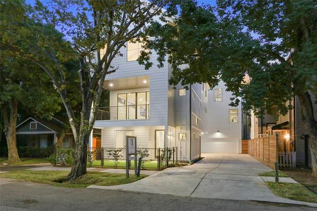 816 Knox Street, Houston, TX 77007 (MLS #79881962) :: The Parodi Team at Realty Associates