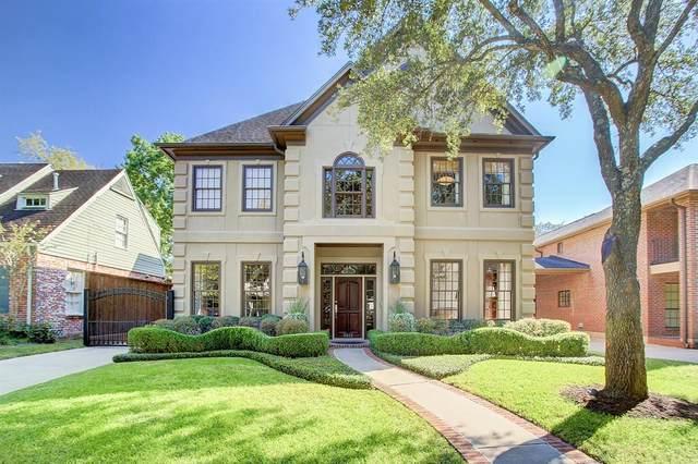 3613 Plumb Street, West University Place, TX 77005 (MLS #79882256) :: Lerner Realty Solutions
