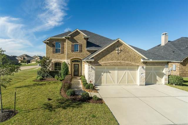 1538 Palo Duro Canyon Drive, League City, TX 77573 (MLS #79899589) :: The Bly Team