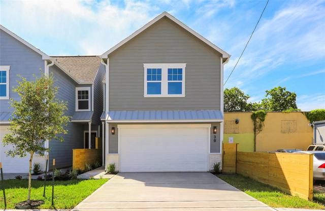 39 N Palmer Street, Houston, TX 77003 (MLS #79910702) :: The Heyl Group at Keller Williams