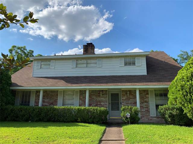 9414 Rowan Lane, Houston, TX 77036 (MLS #79913431) :: NewHomePrograms.com LLC