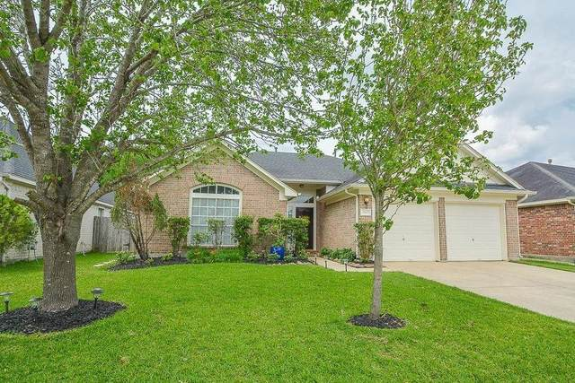 3607 Paigewood Drive, Pearland, TX 77584 (MLS #79915449) :: The Bly Team