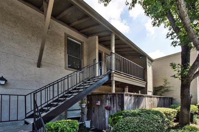 5711 Sugar Hill Drive #98, Houston, TX 77057 (MLS #79916706) :: The Bly Team