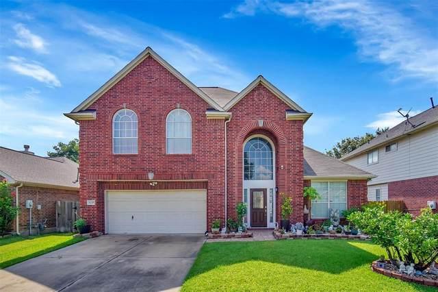 8739 Pleasantbrook Drive, Houston, TX 77095 (MLS #79925142) :: The Heyl Group at Keller Williams