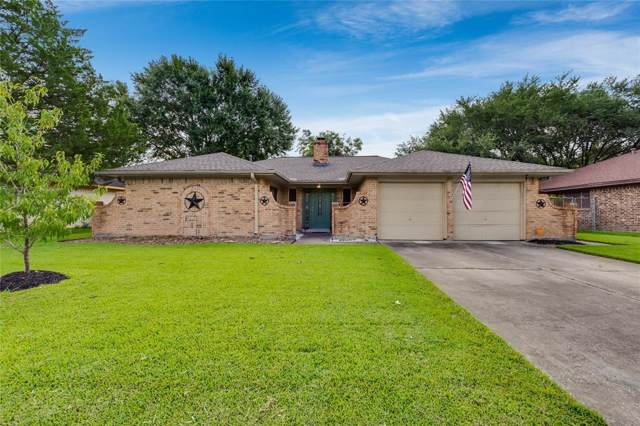 2813 Crane Drive, Pearland, TX 77581 (MLS #79927921) :: CORE Realty