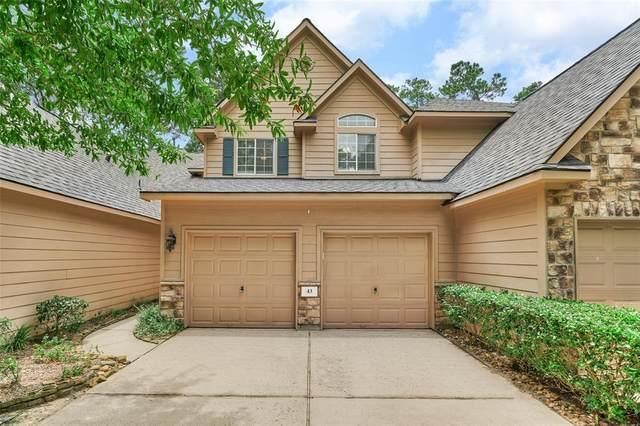43 Alderon Woods Place, The Woodlands, TX 77382 (MLS #79930643) :: Giorgi Real Estate Group