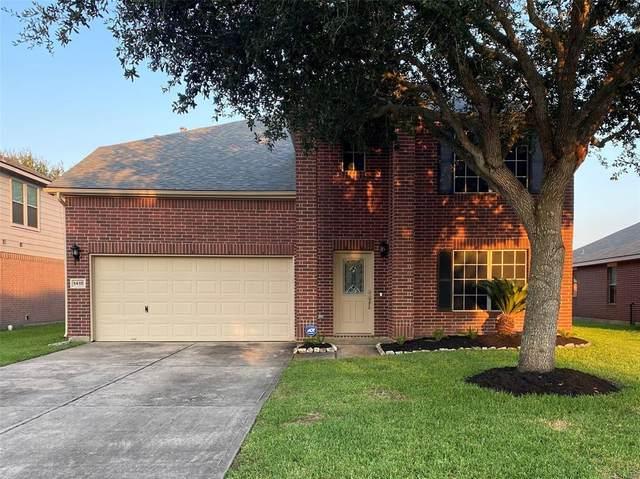 1415 Hemple Drive Drive, Rosenberg, TX 77471 (MLS #79931520) :: The Heyl Group at Keller Williams
