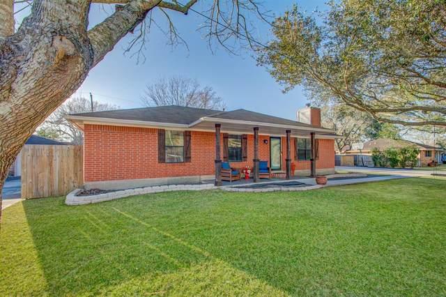 1116 Robert Street, Pearland, TX 77581 (MLS #79932571) :: Homemax Properties