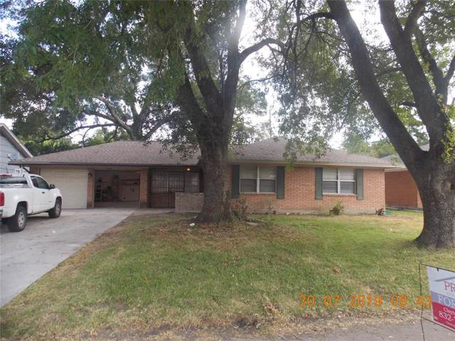 6710 Beryl Street, Houston, TX 77074 (MLS #79938017) :: The Heyl Group at Keller Williams
