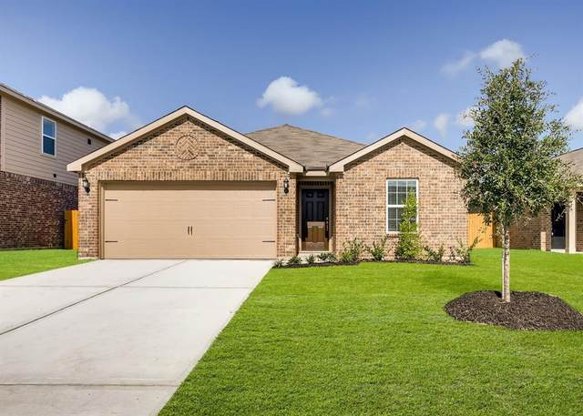 10785 Castle Rock Drive, Cleveland, TX 77328 (MLS #79939542) :: The SOLD by George Team