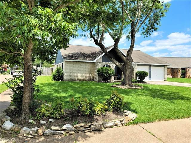 2314 Pepperweed Drive, Houston, TX 77084 (MLS #79940685) :: The Lugo Group