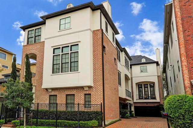 308 W Bell Street, Houston, TX 77019 (MLS #79941884) :: Texas Home Shop Realty