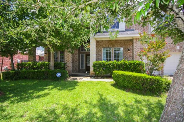 7603 Summer Night Lane, Rosenberg, TX 77469 (MLS #79942773) :: Team Sansone