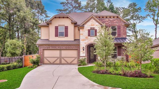 226 Speckled Woods Place, Willis, TX 77318 (MLS #79945387) :: The Home Branch