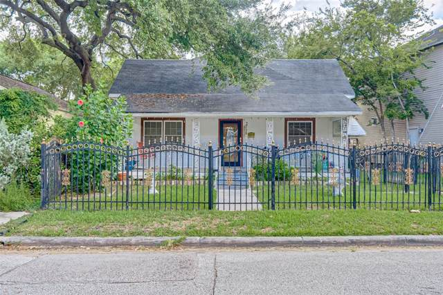 2714 Beauchamp Street, Houston, TX 77009 (MLS #79953030) :: The SOLD by George Team