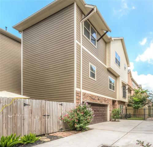 921 W 24th Street D, Houston, TX 77008 (MLS #79955952) :: Fairwater Westmont Real Estate