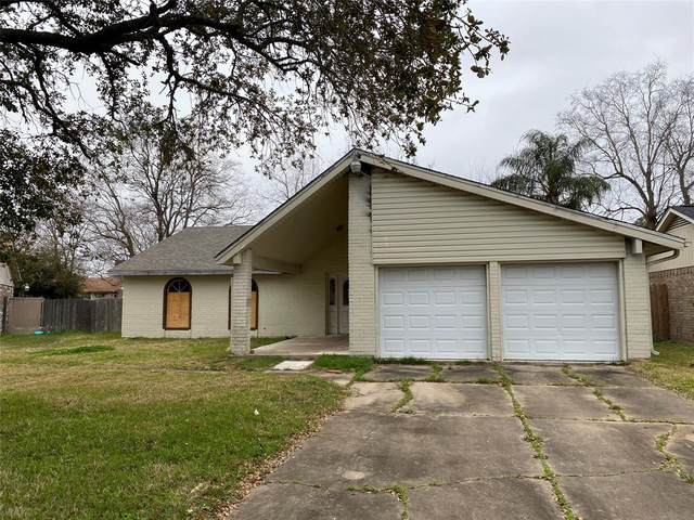 11411 Fruitwood Drive, Houston, TX 77089 (MLS #79959501) :: The Jill Smith Team