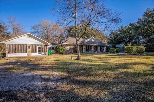 519 County Road 4011, Dayton, TX 77535 (MLS #79978076) :: Texas Home Shop Realty
