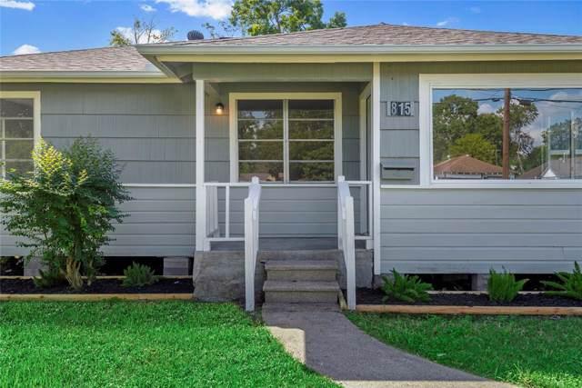 815 W Rittenhouse Road, Houston, TX 77091 (MLS #79978606) :: The Jill Smith Team