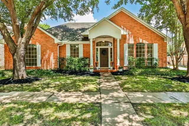 18822 Evergreen Falls Drive, Houston, TX 77084 (#79979830) :: ORO Realty